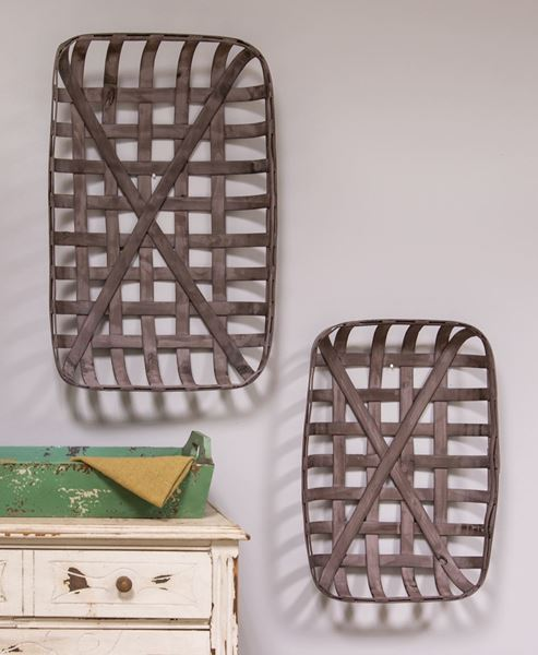 Picture of Tobacco Baskets, 2/set
