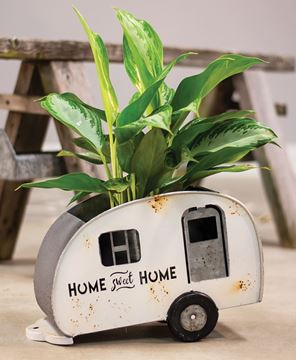 Picture of Home Sweet Home Camper Planter