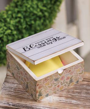 Picture of Blessings Note Box