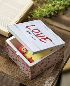 Picture of Love Notes Box