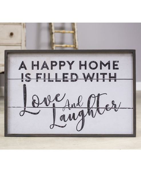 Picture of Love and Laughter Wall Art