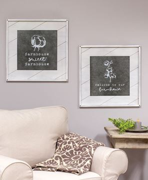 Picture of Farmhouse Sweet Farmhouse Wall Art