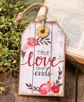 Picture of True Love Tag