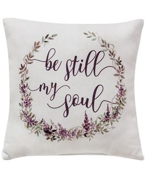 Picture of Just Bloom Pillow, 2 asst.