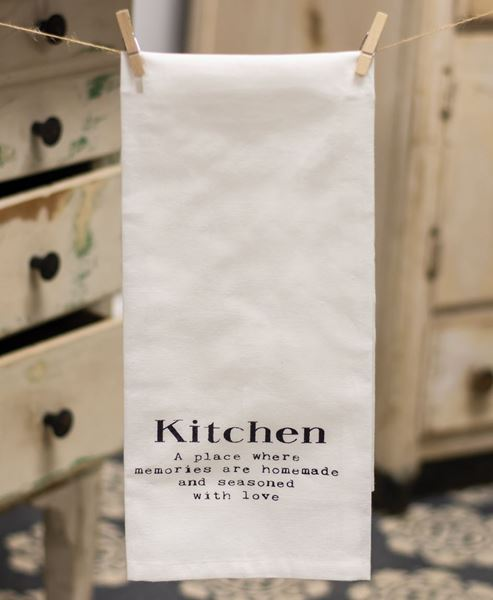 Picture of Kitchen Tea Towel