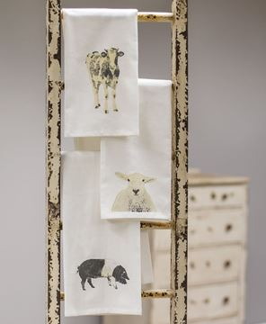 Picture of Sheep Tea Towel