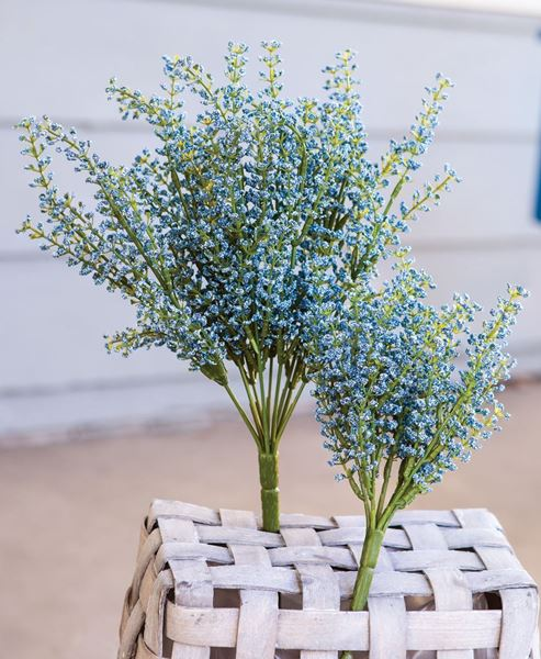 Picture of Bursting Astilbe Bush, Sky Blue, 10""