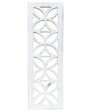 Picture of Distressed White Architectural Cutout