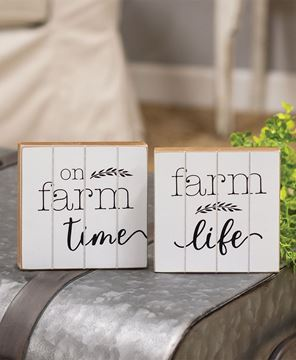 Picture of On Farm Time Block, 2 Asstd.