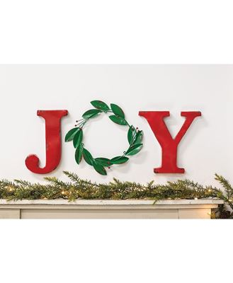Picture of Joy Wreath Wall Hanging