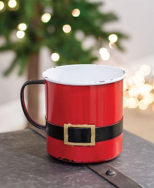Picture of Santa Suit Mug