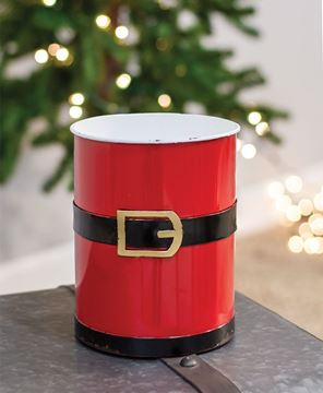 Picture of Santa Suit Bucket