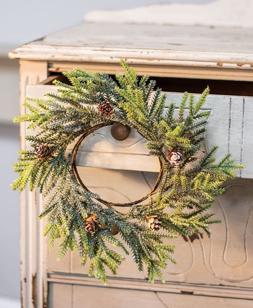 Picture of Mountain Pine Wreath, 12""