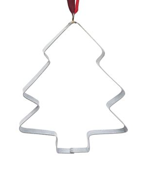 Picture of Christmas Tree Cookie Cutter Ornament