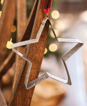 Picture of Star Cookie Cutter Ornament