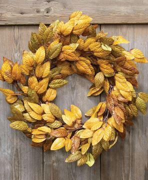 """Picture of First Fall Wreath,  21"""""""