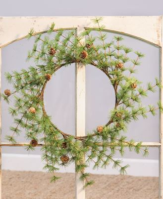 """Picture of Tahoe Wreath, 22"""""""