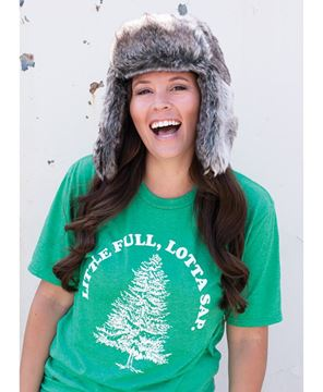 Picture of Little Full Lotta Sap Tee - XXL