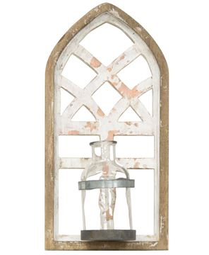 Picture of Architectural Arch Wall Vase, 2 Asstd.