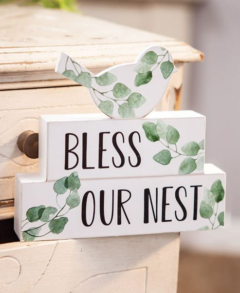 Picture of Bless Our Nest Spring Bird Sitter