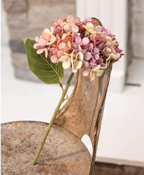 Picture of Pink Hydrangea Pick