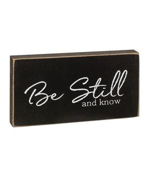 Picture of Kindness Changes Everything Wooden Block, 3 asstd.