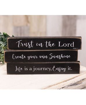 Picture of Trust in the Lord Mini Stick, 3 asstd.