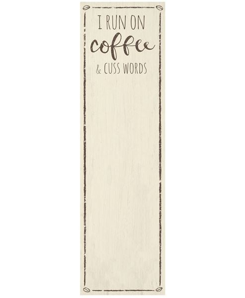 Picture of Coffee & Cuss Words Notepad