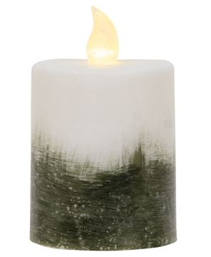 "Picture of Ombre Pillar Candle, 2.5"" x 4"""