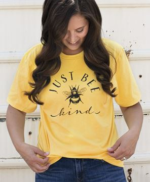 Picture of Just Bee Kind Tee - XXL