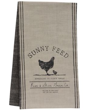 Picture of Sunny Feed Dish Towel