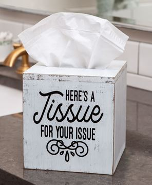Picture of For Your Issue Tissue Box