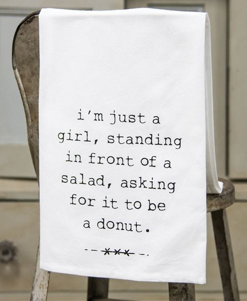 Picture of Donut Dish Towel