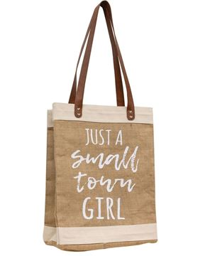 Picture of Small Town Girl - Tote Bag