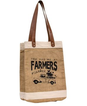 Picture of Farmers Market - Tote Bag