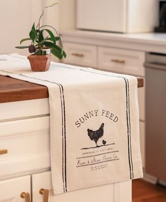 Picture of Sunny Feed Farmhouse Long Runner