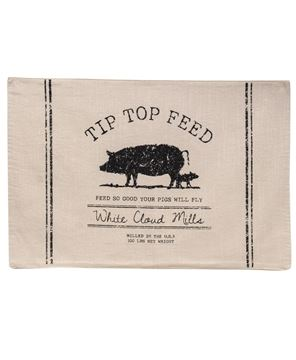 Picture of Tip Top Feed Farmhouse Placemat
