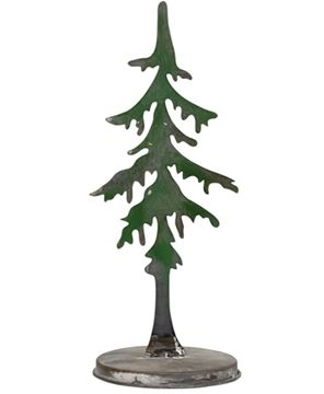 Picture of Large Metal Pine Tree