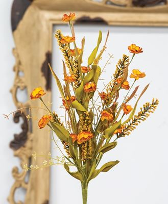 Picture of Autumn Goldenrod Wildflower Spray