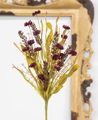 Picture of Autumn Plum Wildflower Spray