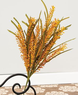 Picture of Autumn Golden Curly Cue Spray