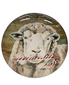 Picture of Christmas Farm Animal Magnets, 6/Set