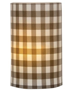 Picture of Gray Small Buffalo Check Timer Pillar