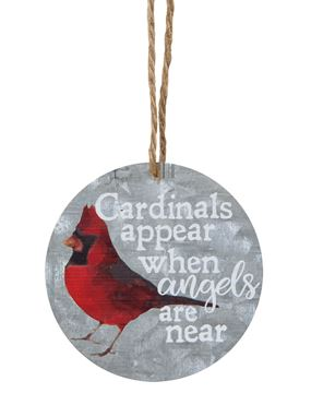 Picture of Always with You Cardinal Ornaments 3/set
