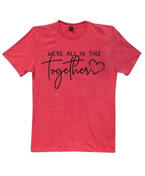 Picture of We're All In This Together T-Shirt - XXL