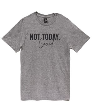 Picture of Not Today, Covid T-Shirt - XXL