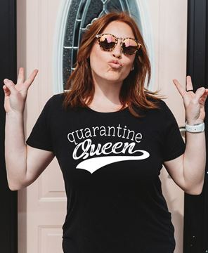 Picture of Quarantine Queen T-Shirt