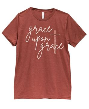 Picture of Grace Upon Grace T-Shirt