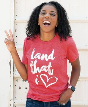 Picture of Land That I <3 Tee - XXL