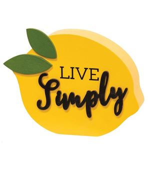 Picture of Live Simply Chunky Lemon